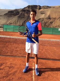 TENIS Rosas cae en el primer partido del Garros Junior