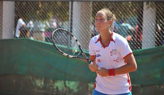 TENIS Biaca eliminada del Roland Garros