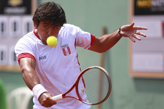 TENIS Galdós alcanza los cuartos de final en torneo veneciano