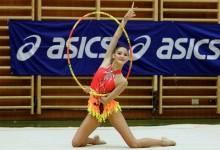 GIMNASIA Carla Corminboeuf ganó bronce en sudamericano de gimnasia rítmica