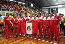 [ESCOLAR] Un total de seis de oro logró Perú en Sudamericano