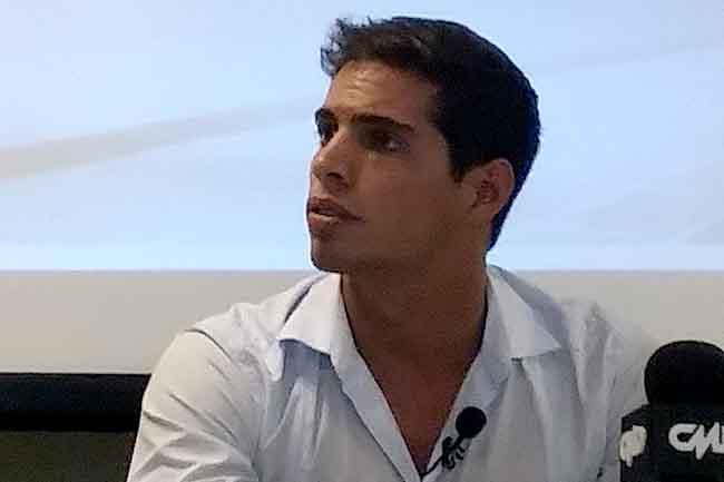[NATACIÓN] FINA accedió a que Mauricio Fiol sea inscrito para Lima 2019
