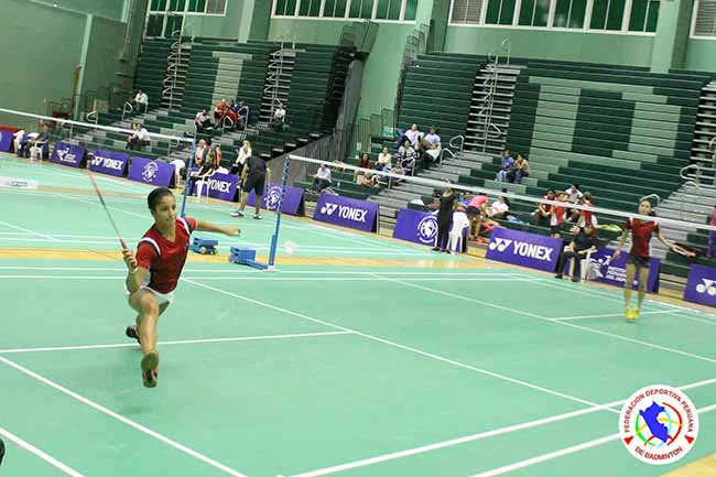 Badminton Nacional Infantil Juvenil 2016