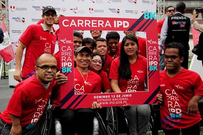 Carrera IPD 8K