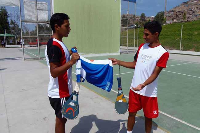 Fronton Campeonato Nacional