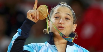[RIO 2016] Judoca argentina le dio a Sudamérica su primer oro olímpico