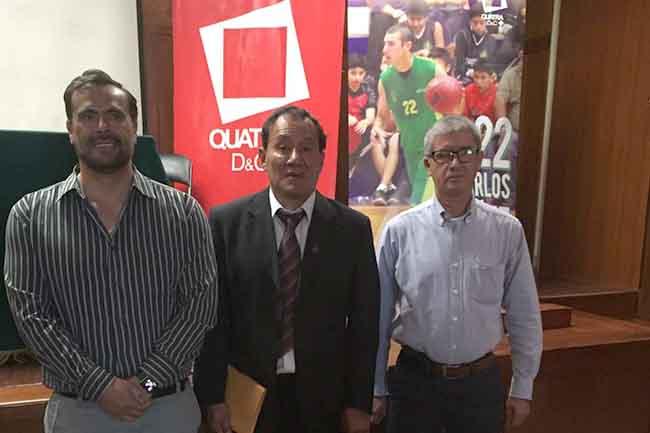 Semifinal A de la Liga de Básquet se disputará en Arequipa.