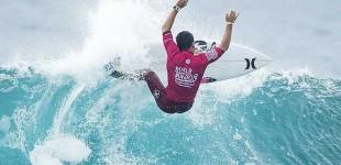 [SURF] Alonso Correa finalizó en el puesto 13 del Mundial Júnior