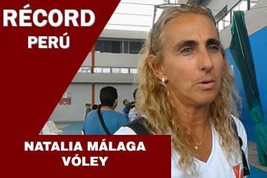 """[VÓLEY] Natalia Málaga: """"Fue un acierto contratar a Luizomar de Moura como DT de Perú"""""""