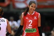 [VÓLEY] La FIVB le levantó la sanción a Mirtha Uribe y anuló dopaje