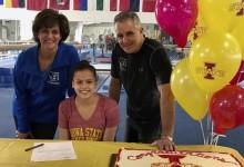 [GIMNASIA] La olímpica Ariana Orrego estudiará con beca completa en universidad de Estados Unidos