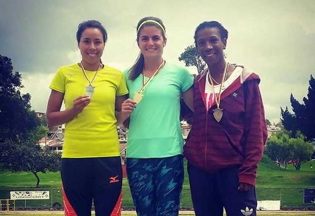 [ATLETISMO] Paola Mautino gana oro en el Grand Prix de Cuenca