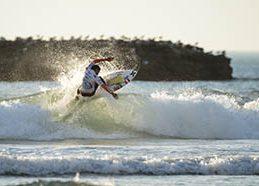 [SURF] De Col avanza a tercera ronda en Sudáfrica