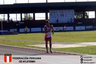 [ATLETISMO] Perú terminó su participación en el 50°Sudamericano con nueve medallas en total