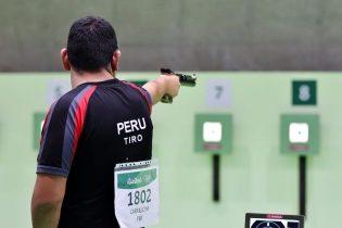 [TIRO] Marko Carrillo gana medalla de oro en el V Iberoamericano