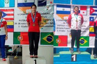 [TIRO] Perú obtiene cuatro medallas en Campeonato Iberoamericano