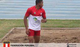 """[ATLETISMO] Mandros: """"Me encantaría regalarle una medalla al Perú en Lima 2019"""""""