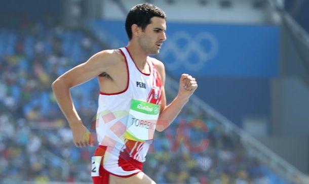 [ATLETISMO] Policía de EE.UU. confirma muerte del olímpico David Torrence