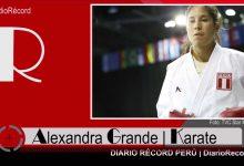 [#AUDIORÉCORD] Alexandra Grande y los retos rumbo a Lima 2019