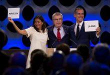 [OLIMPISMO] Jornada historica: COI confirmó París 2024 y Los Ángeles 2028