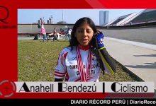 [CICLISMO] Anahell Bendezú consiguió cuatro preseas en el Nacional de Pista