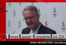 [OLIMPISMO] Copresidente de París 2024 afirma que el 95% de obras están listas