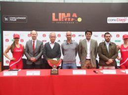 [TENIS] Figuras internacionales, entre ellos varios Top 100, estarán en el Lima Challenger