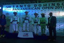 [JUDO] Alonso Wong y Brillith Gamarra ganan medallas de oro en Santo Domingo