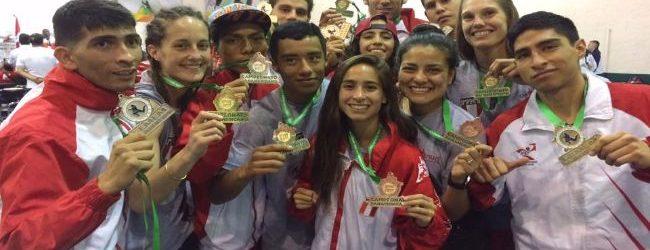 [MUAY THAI] Selección logra 12 medallas en Panamericano en México