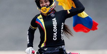[BMX] Mariana Pajón participará en la Copa Latinoamericana en Lima