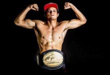 [UFC] Humberto Bandenay se alista para su segunda pelea
