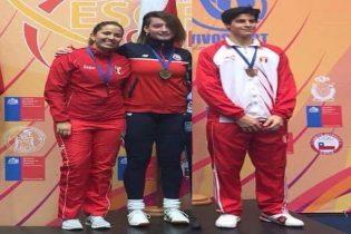 [ESGRIMA] Perú cosecha tres medallas en el Sudamericano de Mayores en Chile