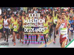 [ATLETISMO] El próximo mes se correrá la Maratón Internacional de los Andes