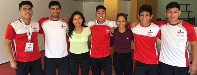 [JUDO] Seleccionados partieron a República Dominicana para disputar el Open Panamericano