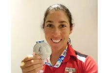 [SANTA MARTA 2017] Paloma Schmidt logra la medalla de plata en vela