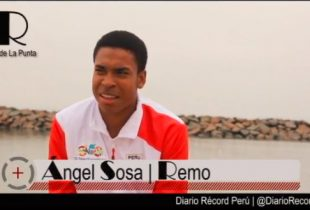 [REMO] Ángel Sosa irá en pos de una medalla en los Bolivarianos 2017