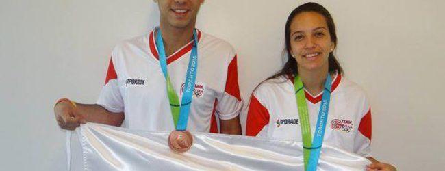 [BÁDMINTON] Medallista en Toronto va por podio en los Bolivarianos