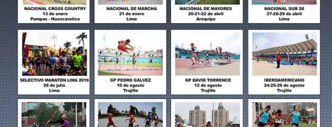 [ATLETISMO] FPA anuncia que primer nacional del 2018 será en Huancavelica