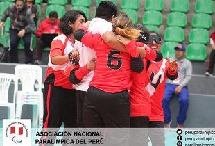 [GOALBALL] Perú se clasifica a las semifinales en damas y varones