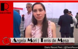 [PIMPÓN] Pese al año difícil, Ángela Mori subió al podio en los Bolivarianos