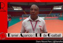 [GOALBALL] DT de Perú, Daniel Aparicio, señala el progreso de las selecciones