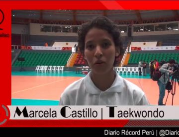 """[TAEKWONDO] Marcela Castillo: """"Estoy orgullosa de los éxitos alcanzados en el 2017"""""""