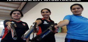 [TIRO] Mariana Quintanilla es la campeona nacional de pistola de aire