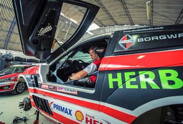 [DAKAR] Nicolas Fuchs y el Borgward Team se alistan para la fiesta del Dakar
