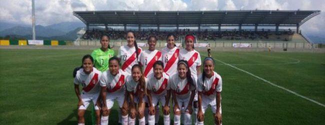 [FÚTBOL] Perú debutará frente a Argentina por el Sudamericano U20