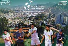 [TENIS] Bolivia se alista para recibir a Perú por el Grupo II de la Copa Davis