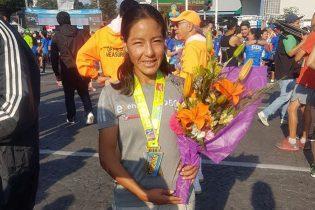 [ATLETISMO] Inés Melchor logró bronce en la media maratón de Guadalajara