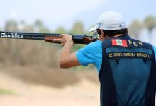 [TIRO] Alessandro de Souza batió el récord nacional en fosa olímpica