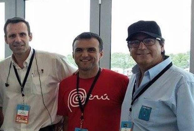 [REMO] Dos jueces peruanos fueron seleccionados para dirigir la 1° Copa del Mundo