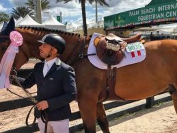 [ECUESTRES] Alonso Valdez finalizó quinto en torneo en Estados Unidos